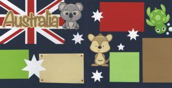Australia Page Kit