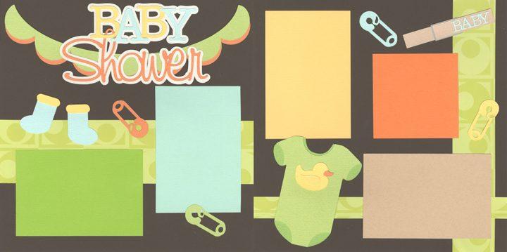 Baby Shower Platinum Kit
