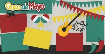 Cinco De Mayo Page Kit