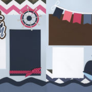 Come Sail Away - Girl Page Kit
