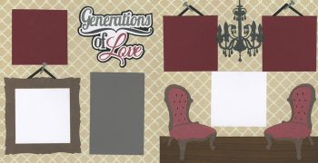 Generations Of Love Platinum Kit