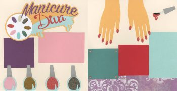 Manicure Diva Platinum Kit