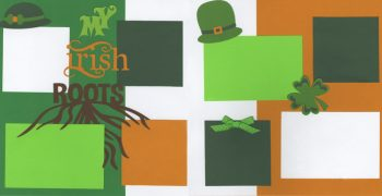 My Irish Roots Page Kit
