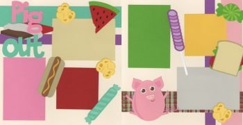 Pig Out Page Kit