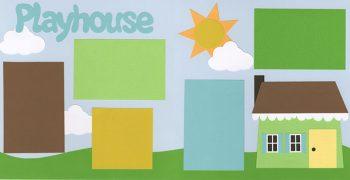 Playhouse Page Kit