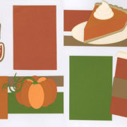 Pumpkin Spice And Everything Nice Page Kit