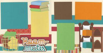 Room-mates Page Kit