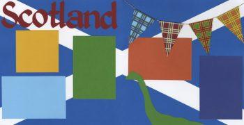 Scotland Page Kit