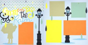 Singing In The Rain Page Kit