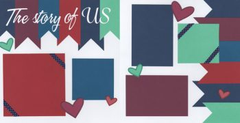 The Story Of Us Page Kit