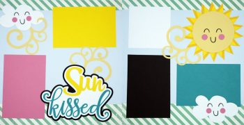 Sun Kissed Page Kit