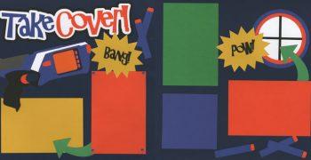 Take Cover Page Kit