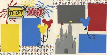 Ticket To Magic Kitmas Kit