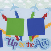Up In The Air Page Kit