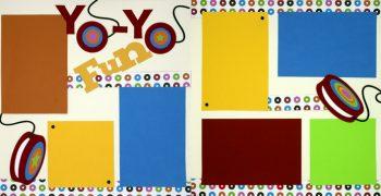 Yo-Yo Fun Page Kit