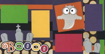 Boooo Page Kit