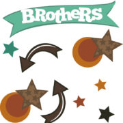 Brothers Cutouts
