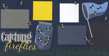 Catching Fireflies Page Kit