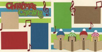 Christmas Caroling Page Kit
