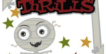 Chills & Thrills Cutouts