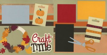 Craft Time Page Kit