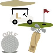 Golf Cutouts