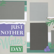 Just Another Winter Day Page Kit