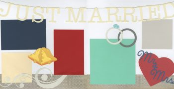 Just Married PRE-MADE Option