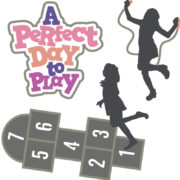 A Perfect Day To Play - Girl Cutouts