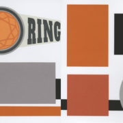 PRE-MADE Class Ring - Orange