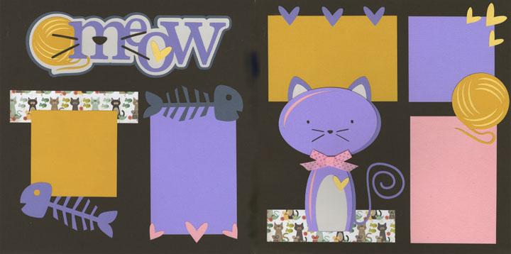 PRE-MADE Meow
