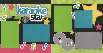 PRE-MADE Karaoke Star