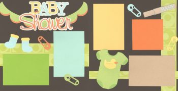Baby Shower Platinum Kit