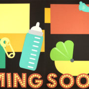 Coming Soon - Baby Page Kit