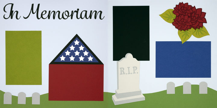 In Memoriam Page Kit