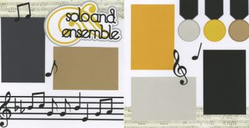 Solo And Ensemble Page Kit