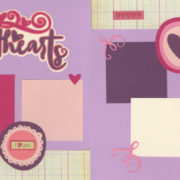 Sweethearts Page Kit