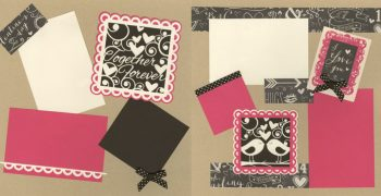Together Forever Page Kit