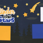 Under The Stars Page Kit