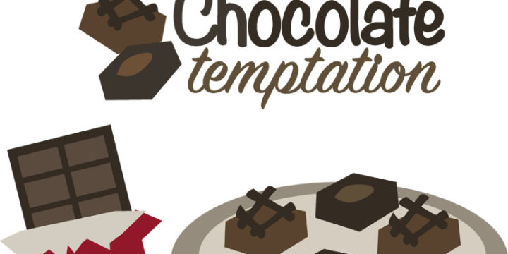 Chocolate Temptation Cutouts