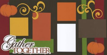 Gather Together Page Kit