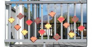 Glamorous Autumn Banner