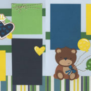 I Love You Beary Much - Boy PRE-MADE Option