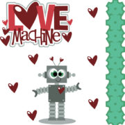Love Machine - Boy Cutouts