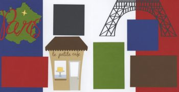Paris Page Kit