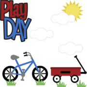 Play Day - Boy Cutouts