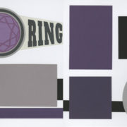 PRE-MADE Class Ring - Purple