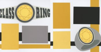 PRE-MADE Class Ring - Yellow