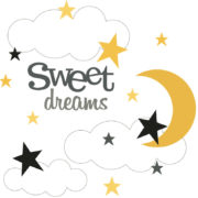 Sweet Dreams - Boy Cutouts